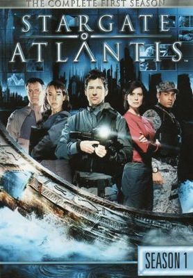 Stargate: Atlantis movie poster (2004) poster MOV_fe49e913