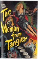The Woman from Tangier movie poster (1948) picture MOV_fe50399e