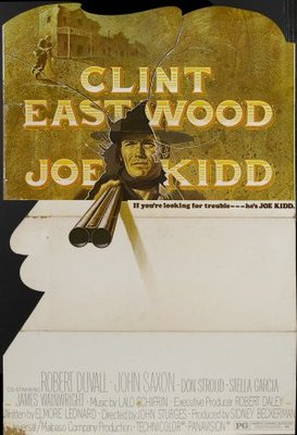 Joe Kidd movie poster (1972) poster MOV_fe5ae544