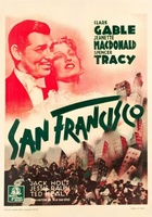 San Francisco movie poster (1936) picture MOV_fe5b10f0