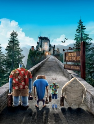 Hotel Transylvania movie poster (2012) poster MOV_fe7af479