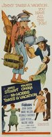 Mr. Hobbs Takes a Vacation movie poster (1962) picture MOV_fe7b0a3d
