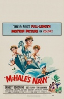 McHale's Navy movie poster (1964) picture MOV_fe80c785
