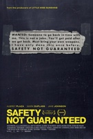 Safety Not Guaranteed movie poster (2012) picture MOV_c59d55a9