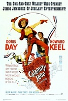 Calamity Jane movie poster (1953) picture MOV_fe81167e