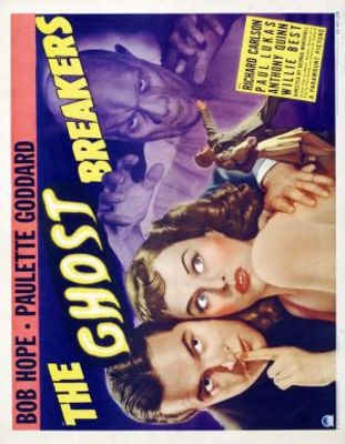 The Ghost Breakers movie poster (1940) poster MOV_fe8a7102
