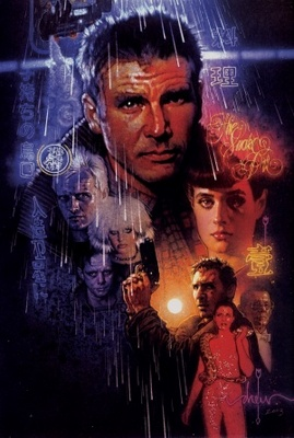 Blade Runner movie poster (1982) poster MOV_fe8b38f8