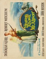 Heaven Knows, Mr. Allison movie poster (1957) picture MOV_fe8d811f
