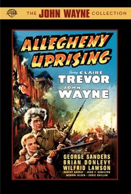 Allegheny Uprising movie poster (1939) poster MOV_fe8e3363
