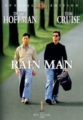 Rain Man movie poster (1988) poster MOV_fe8e91b8