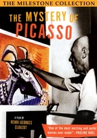 Le mystère Picasso movie poster (1956) picture MOV_b8a791ed
