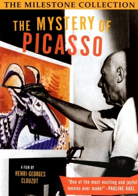 Le mystère Picasso movie poster (1956) poster MOV_fe91a390