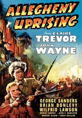 Allegheny Uprising movie poster (1939) poster MOV_fe9fc70c