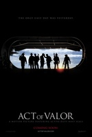 Act of Valor movie poster (2011) picture MOV_fea1352c