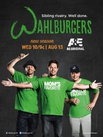 Wahlburgers movie poster (2014) picture MOV_fea3e895