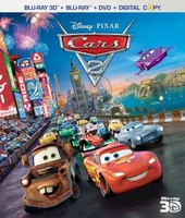 Cars 2 movie poster (2011) picture MOV_fea49e6e