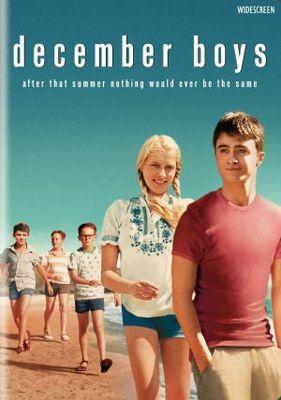 December Boys movie poster (2007) poster MOV_fea4db50