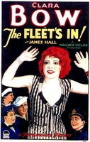 The Fleet's In movie poster (1928) picture MOV_fea76017