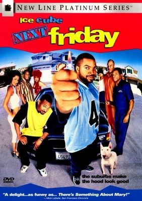 Next Friday movie poster (2000) poster MOV_feb48356