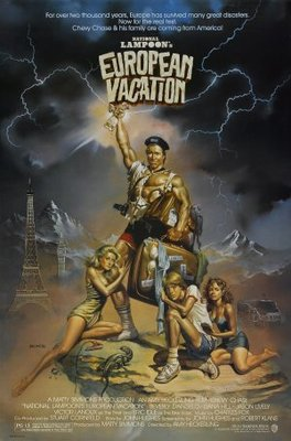 European Vacation movie poster (1985) poster MOV_fec1149b