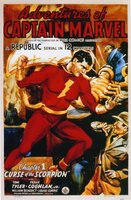 Adventures of Captain Marvel movie poster (1941) picture MOV_fec17562