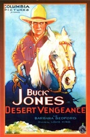 Desert Vengeance movie poster (1931) picture MOV_fecfece4
