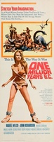 One Million Years B.C. movie poster (1966) picture MOV_fed0426b