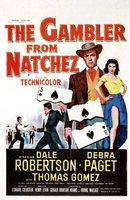 The Gambler from Natchez movie poster (1954) picture MOV_fed2922b
