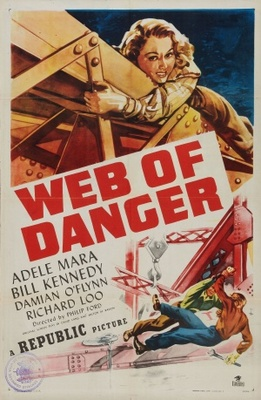 Web of Danger movie poster (1947) poster MOV_fed57a10