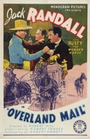 Overland Mail movie poster (1939) picture MOV_fedbe557