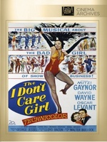The I Don't Care Girl movie poster (1953) picture MOV_fee72c66