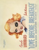 Love Before Breakfast movie poster (1936) picture MOV_feedf213