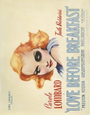 Love Before Breakfast movie poster (1936) poster MOV_feedf213