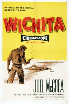 Wichita movie poster (1955) poster MOV_feef61c3
