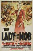 The Lady and the Mob movie poster (1939) picture MOV_fef3ed43