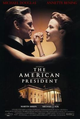 The American President movie poster (1995) poster MOV_fef803ec