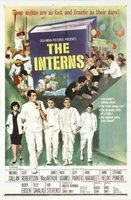 The Interns movie poster (1962) picture MOV_fef9c8b5
