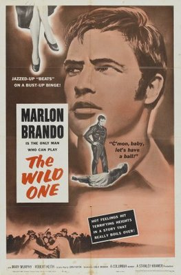 The Wild One movie poster (1953) poster MOV_fefbeb71