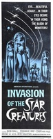Invasion of the Star Creatures movie poster (1963) picture MOV_ff0038f4