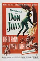Adventures of Don Juan movie poster (1948) picture MOV_ff01d079