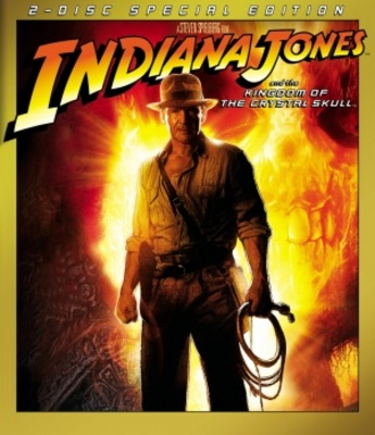 Indiana Jones and the Kingdom of the Crystal Skull movie poster (2008) poster MOV_ff04e16b