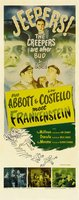Bud Abbott Lou Costello Meet Frankenstein movie poster (1948) picture MOV_ff05a6af