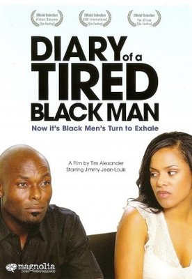 Diary of a Tired Black Man movie poster (2009) poster MOV_ff07347f