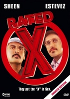 Rated X movie poster (2000) picture MOV_ff0c224f