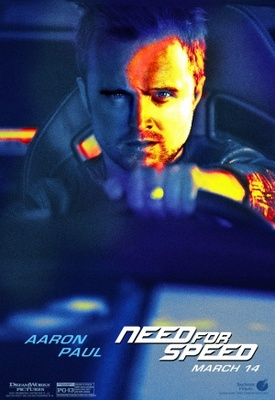 Need for Speed movie poster (2014) poster MOV_ff11a420