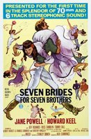 Seven Brides for Seven Brothers movie poster (1954) picture MOV_ff11e6d5