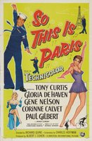So This Is Paris movie poster (1955) picture MOV_ff29ab36