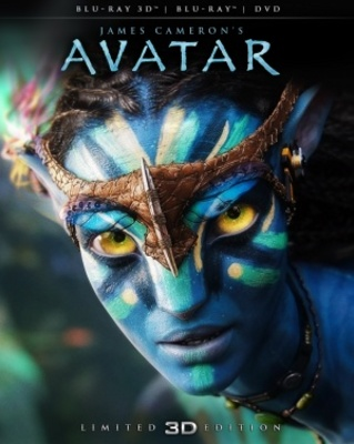 Avatar movie poster (2009) poster MOV_ff308e79