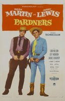 Pardners movie poster (1956) picture MOV_ff33e49f