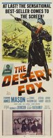 The Desert Fox: The Story of Rommel movie poster (1951) picture MOV_ff3be6a1